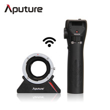 Aputure DEC Wireless Remote Focus and Aperture Controller Lens Adapter for MFT and E mount cameras