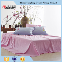 Luxury wedding famous brand bedding set adult king size 100% cotton bedding set