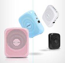 Amplifier speaker megaphone with micro SD card slot ** UZ-9088 EMS ** Echo, Recording ** Conference & Karaoke **