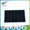 electric bike 80w mono solar module kit tuv/iec poly panel