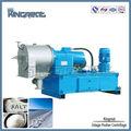 dois estágios de empurrador de refino de água salgada de centrifugação