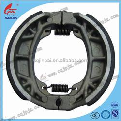 Chinese Factory Motorcycle cg125 brake shoe. OEM Provided