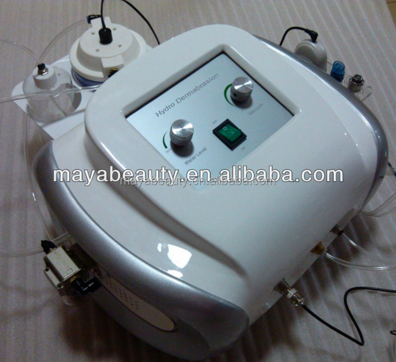 MY-600D Guangzhou Maya Factory SPA Hydro dermabrasion skin care beauty equipment with CE