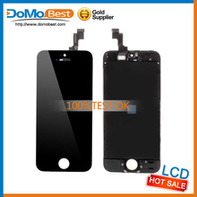china supplier for iphone 5S touch screen lcd digitizer