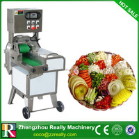 Cutted vegetable size is 3mm or 5mm Allium fistulosum cutter/ parsley cutter machine