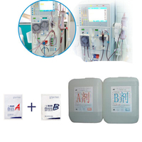 Hemodialysis Solutions for dialysis medical supplies