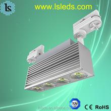 energy saving european standard ce ul 90w led track spotlight
