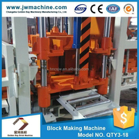 latest products in market new production brick machine,high quality concrete interlocking bricks making machines