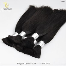 Alibaba Certificated Direct Factory 100% New Original Chemical Free chinese remy virgin hair bulk