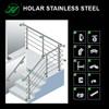 HOLAR AISI304/316 stainless steel handrail fittings, balustrade fitting