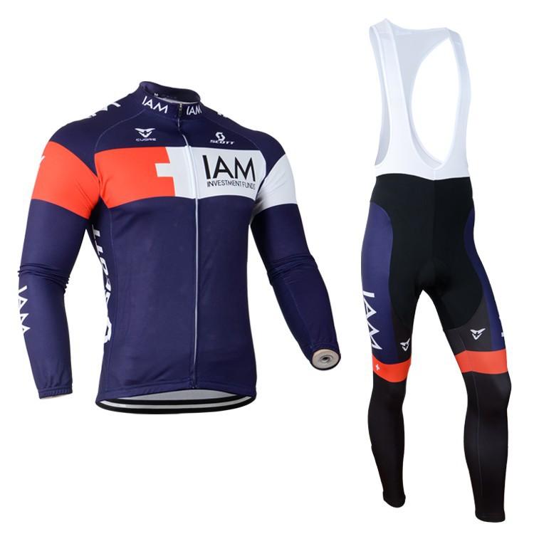 IAM, ciclismo Cycling