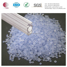 soft clear pvc granule for sealing strip
