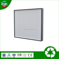 HEPA air handling unit filter air conditioning filter