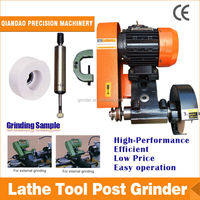grinding attachment for lathe for internal and external grinding lather tool post grinder