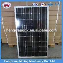 1KW pv solar cell panel 500 watt solar panel solar power packs for homes