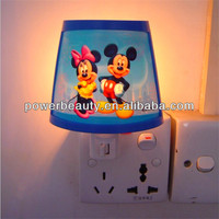 led decorative lighting disney lamp small night lamp for child