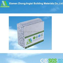 New building materials eps fiber cement sandwich panel