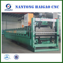 Double Layer CNC color steel roll forming machine/roof tile making machine