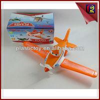 Battery Cartoon Toy Plane Kids Toy Plane 3318A