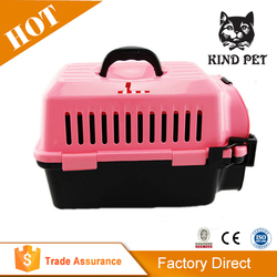 Cheap And High Quality pink pet carrier