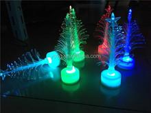 Good quality top sell mini plastic christmas trees