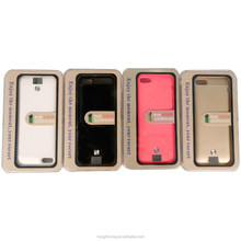 Mobile Battery Charger Case for iPhone 5/5S/5C
