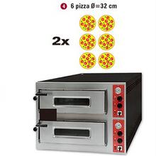 Hotel& Restaurant forno elettrico per la pizza professionale/forno a legna rotante/pizza forno a gas di pietra