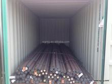 HOT ROLLED free cutting CM490 round steel bar
