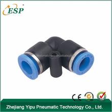 PV eason straight plastic quick coupling