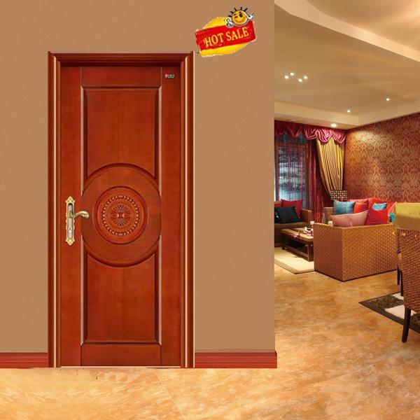 Popular quarto de madeira pvc porta do banheiro pre o for Modelos de puertas de madera para dormitorios