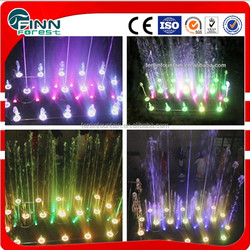 Project Multimedia Outdoor Musical Fountains