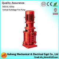 XBD-DL Water Pump Price of Diesel Fire Pump