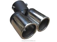 exhaust car system tubes high performance heavy truck hi-power cheap price titanium car flexible hot sale universal muffler