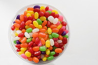 Halal Jelly Bean Candy Dragree Sweets