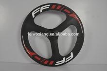De carbono clincher ruedas de carretera chino de bicicleta de carretera ruedas de alta- perfil de ruedas de carbono