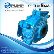 Price industry mineral slurry pump for caustic mining liquid,coal slag,fly ash