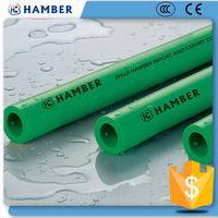 glass fiber reinforced ppr pipe hot products plastic tubes price of ppr tube ppr pipe fitting