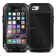 Defender love mei Water and shock resistant casing for iPhone 6