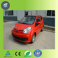 EEC And DOT Approved Electric Car With 10KW Peak Power And 110Km/H Max Speed