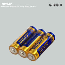 wholesale no.5 alkaline deep cycle battery 1.5v lr6 aa size am3 rechargeable dry cell battery