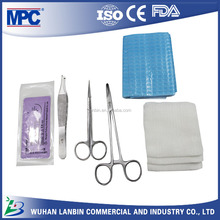 H220005 Government Hospital Qualified Medical Accessories Minor Surgical Instruments Set