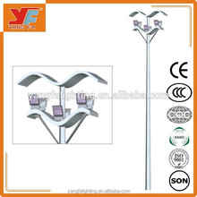 led 30m high mast lighting tower modern design pole price for airport highway square outdoor lighting fot basketball court