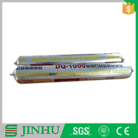 China supplier Hot sale Weatherproof Colored crack seal silicone sealant