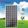 2015 best price mono plastic solar panel