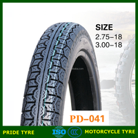 Motorcycle tire 90/90-18 3.00-10 110/80-18 60/100-14 with high quality