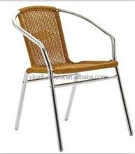 outdoor aluminum rattan/wicker chair garden chair