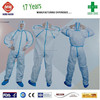 Soft Comfortable Kids White Disposable Coveralls