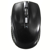 New Multi-Colors 3.0 Bluetooth 6 Button Wireless Mouse 1200DPI Adjustable Rechargeable Mice With Laser Tracking