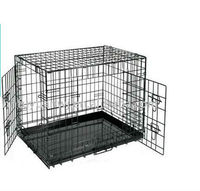 galvanized acrylic pet cage strong cage