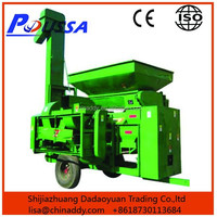 Popular export petrol engine maize sheller and thresher